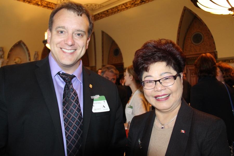 CS with Hon. Alice Wong