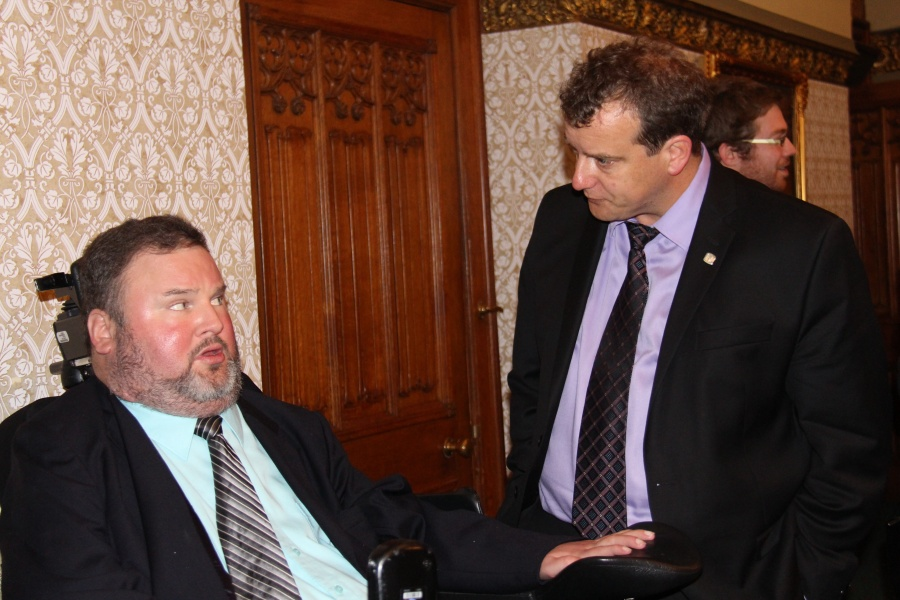 CS with Manitoba MP Steven Fletcher
