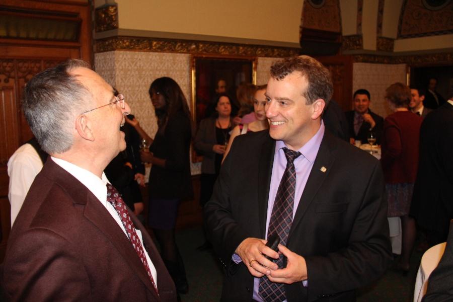 CS with Senator Ogilvie