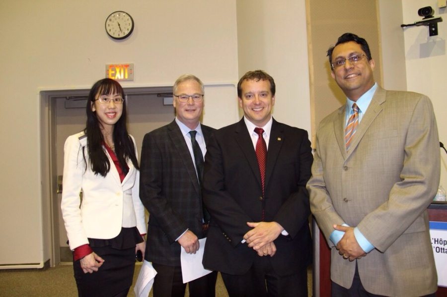 Ottawa Emerging Health Leaders Pan-Canadian Town Hall on the Importance of Leadership Engagement in Health Care