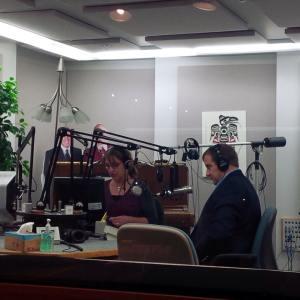 CS in CBC Whitehorse studio